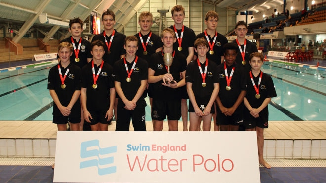 Clean sweep for City of Manchester to defend U15s title