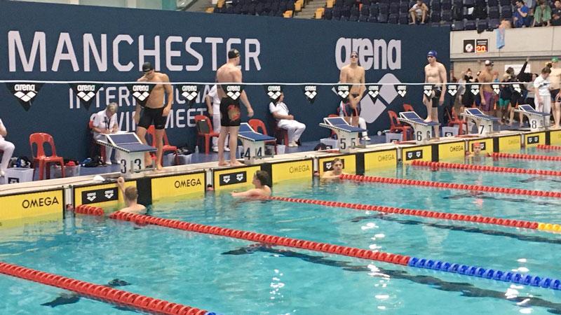 Adam Peaty lands double gold at Manchester International Meet
