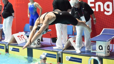 Two World relay records shattered in Session 3