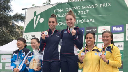 Young English divers selected for Kuala Lumpur and Singapore Grand Prix