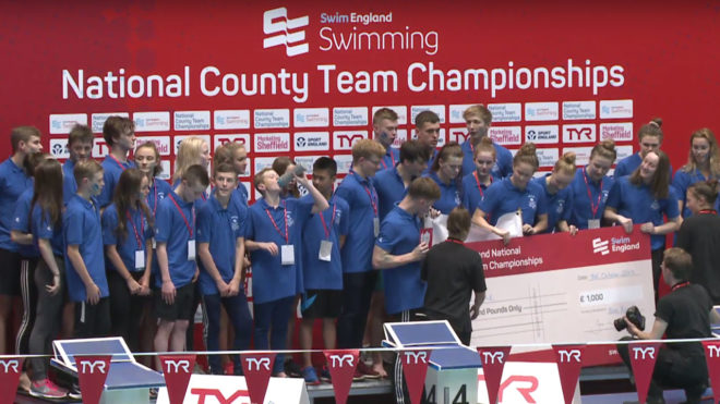 Yorkshire defend County Team Champs Division One title at Ponds Forge