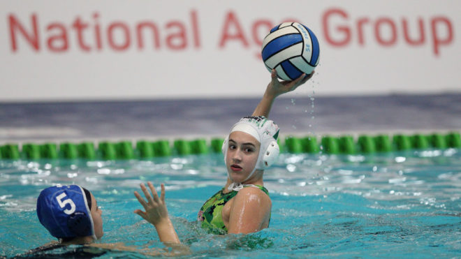 Dates confirmed for 2018 National Water Polo Events