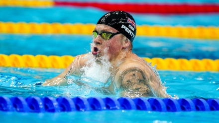 Peaty nominated for SPOTY for fourth year running