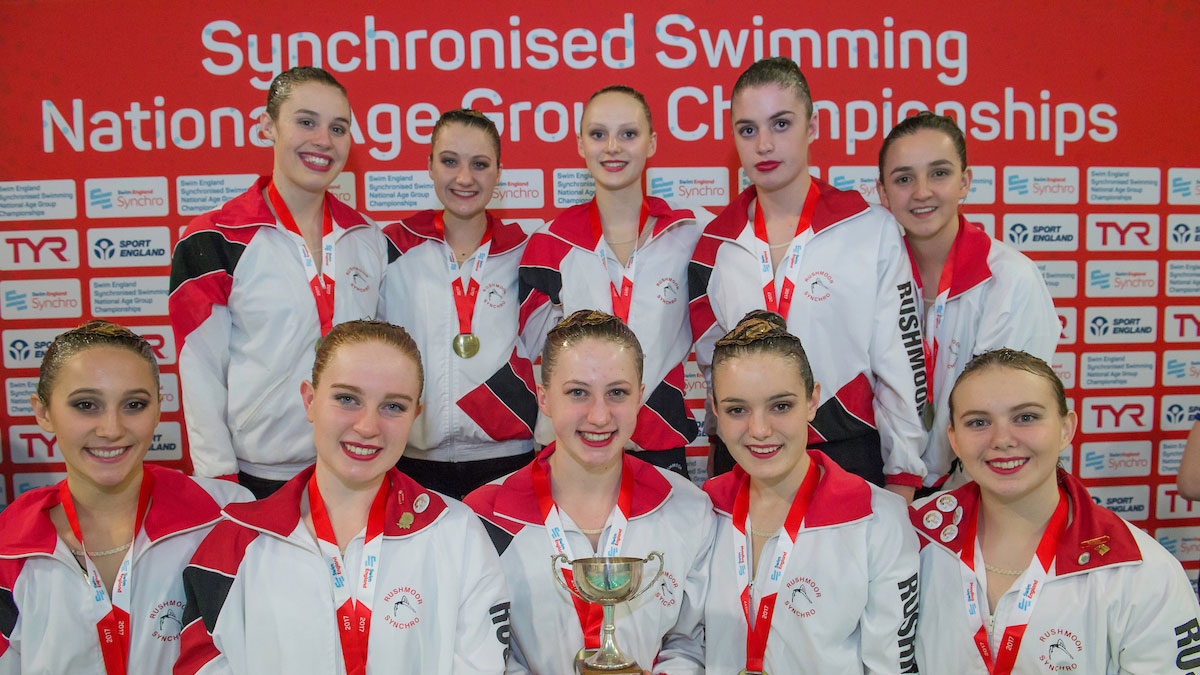 Rushmoor secure 15-18 Yrs Team title for third straight year