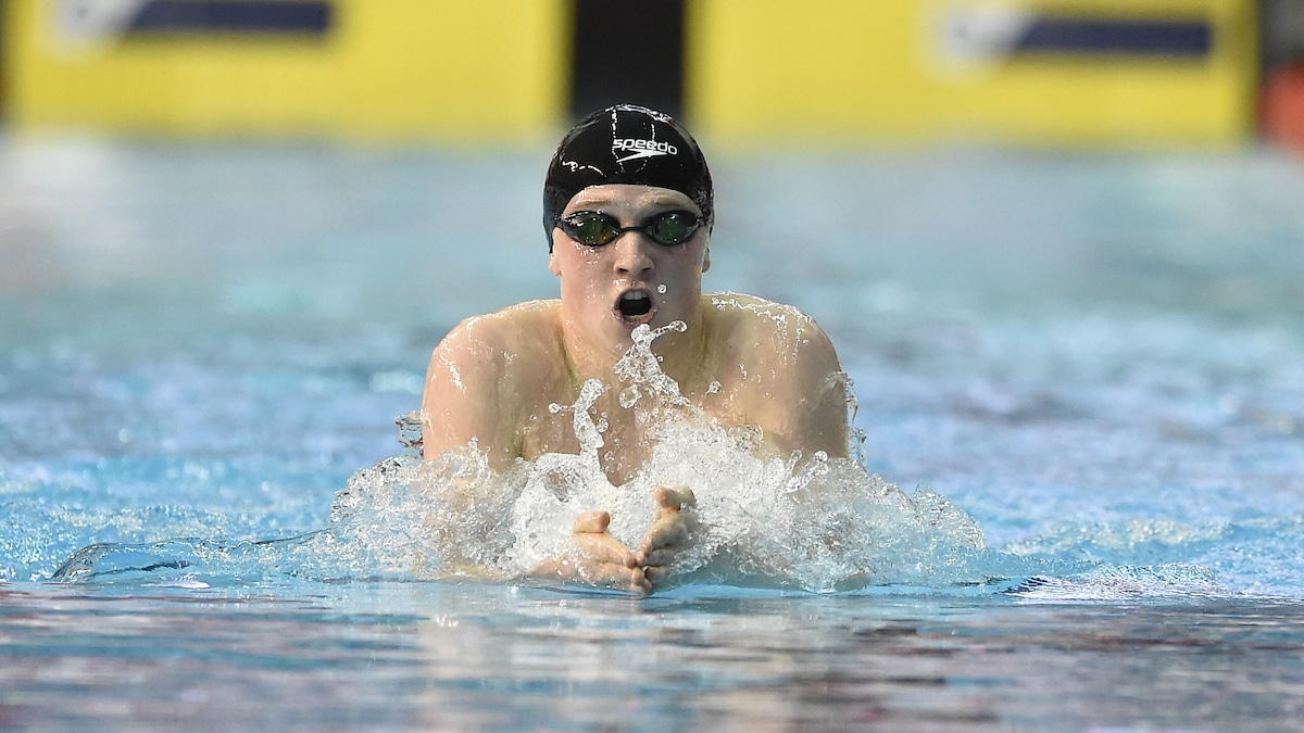 Joe Litchfield completes IM double on day five