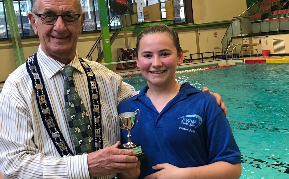 South East: Lucy-Mai Helliwell