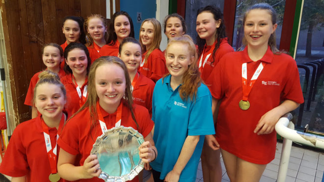 North West Thunder win Girls' U14 Inter Regional title