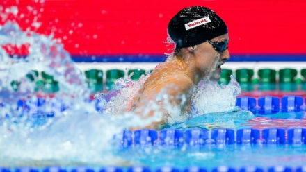 Molly Renshaw claims 200m Breaststroke gold on day three