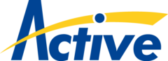 Active Swim School logo