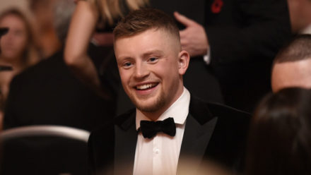 Adam Peaty named European swimmer of the year for 2017
