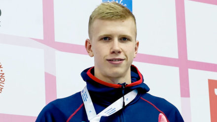 James McFadzen wins two golds and a silver in Toronto