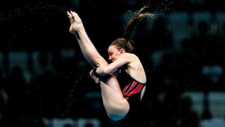 Lois Toulson defends 10m Platform title at 2018 British Champs