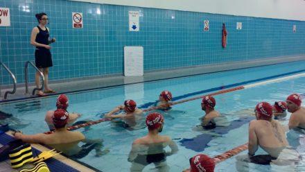 Endurance Development Swimming Workout