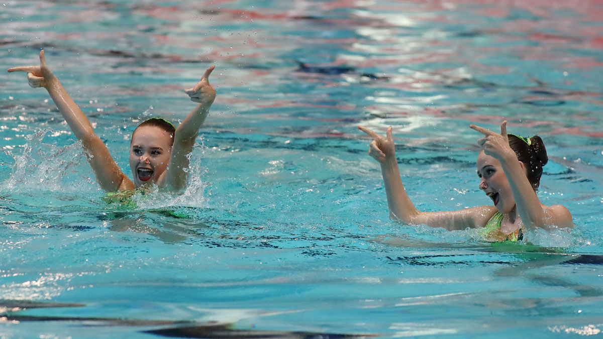 Coach required for Midlands Regional Synchro Summer Camp