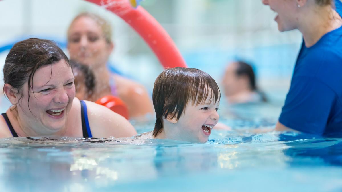 New Level 2 Teaching Pre-School Swimming Course