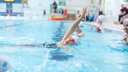 Why Swim England courses are 'a fantastic learning environment'