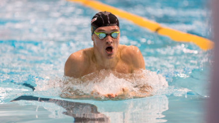 Greenbank and Wilby star at BUCS Long Course Nationals