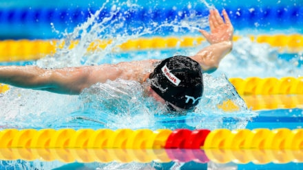 Max Litchfield withdraws from Commonwealth Games