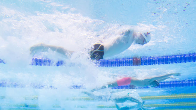 Revised poolside accreditation procedures for East Midlands Championships