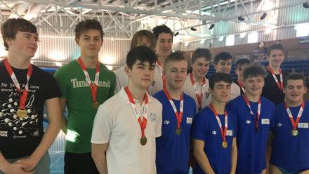 South West land Boys' U18 Inter Regional crown