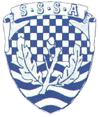 Surrey Schools Swimming Association logo. SSSA logo