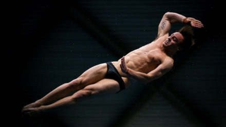 Daley withdraws from 10m Individual Platform event