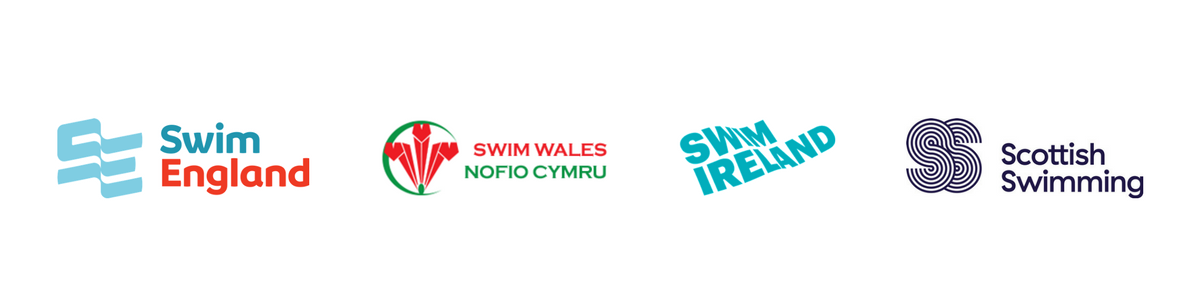 British Home Countries Swimming logos
