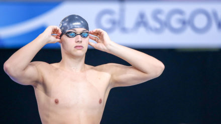 Nick Grainger joins Gold Coast 2018 swimming squad