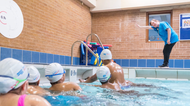 Swim England launches aquatic workforce satisfaction survey