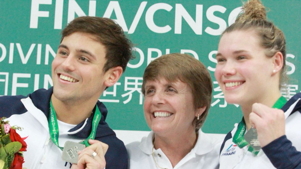 Daley and Reid land second World Series silver