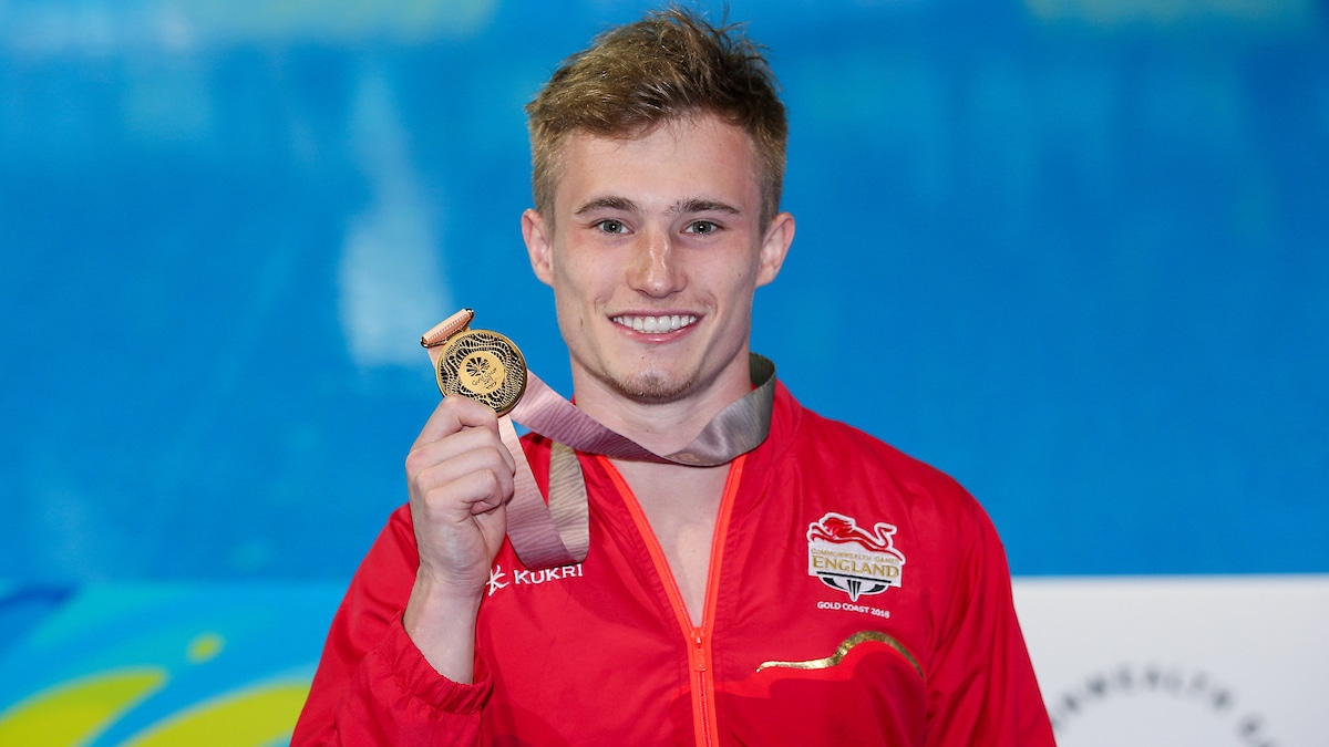 Laugher spearheads GB diving squad for European Championships