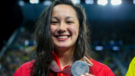 Second Commonwealth medal for Tai