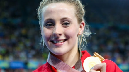 O'Connor storms to medley gold