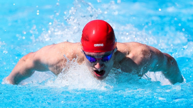 Jacob Peters makes second final of Commonwealth Games debut