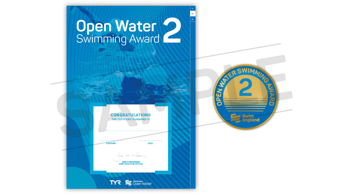 Swim England Open Water Swimming Awards