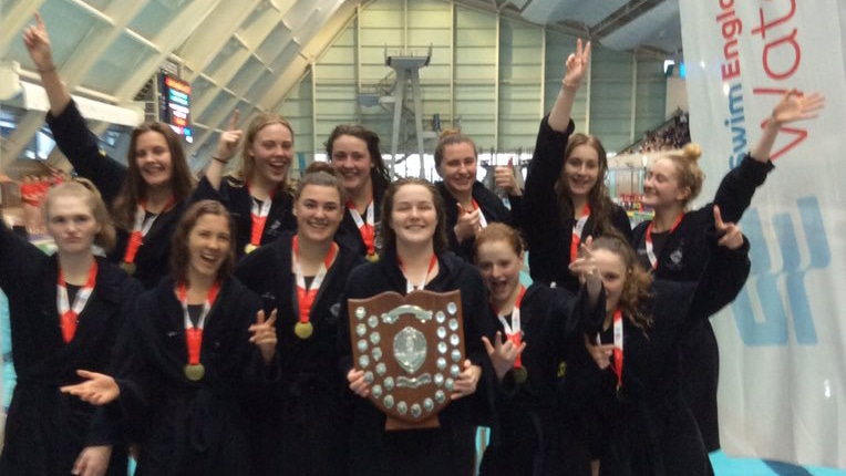Otter and Newton Abbot claim girls' national titles in Manchester