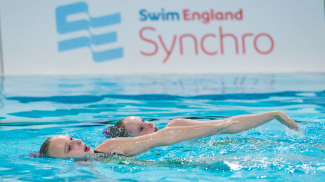 Book your place at the Midlands Region Synchro Summer Camp 2018