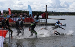 Race is on to book open water festival place