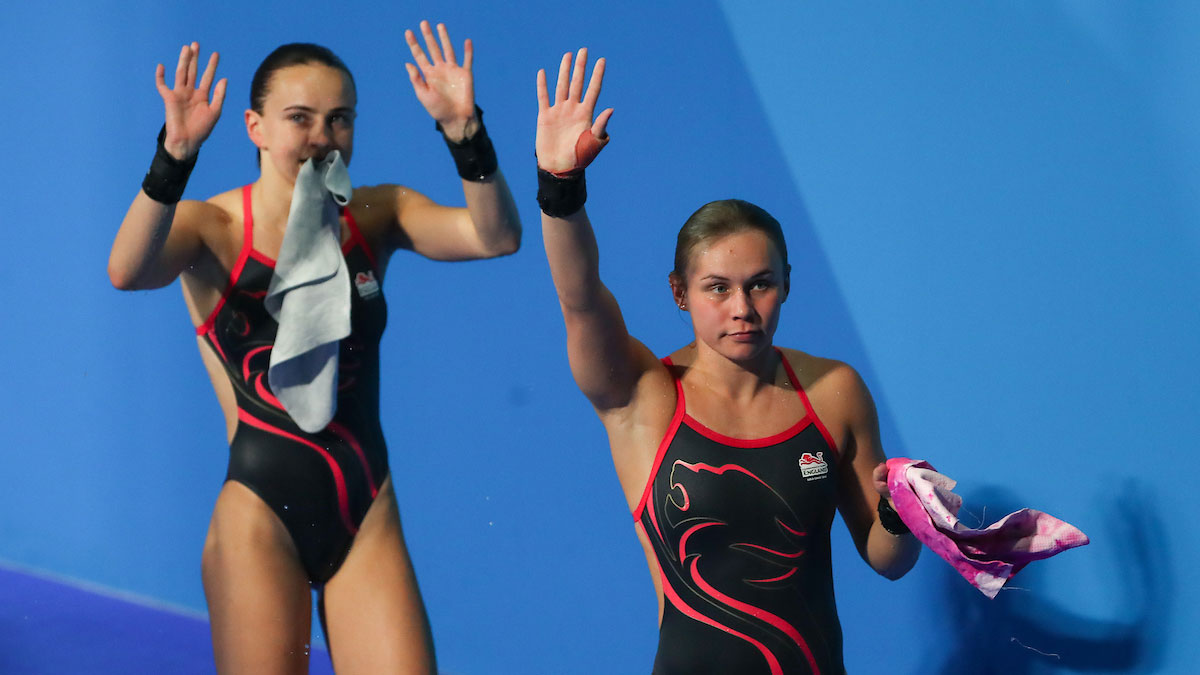 Commonwealth Games Live Blog Day Eight