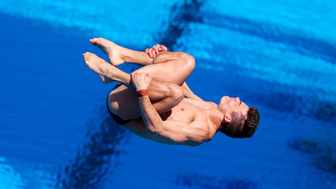 Team England divers progress to day two Gold Coast finals