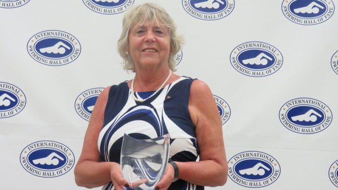 Jenny Gray humbled to receive award