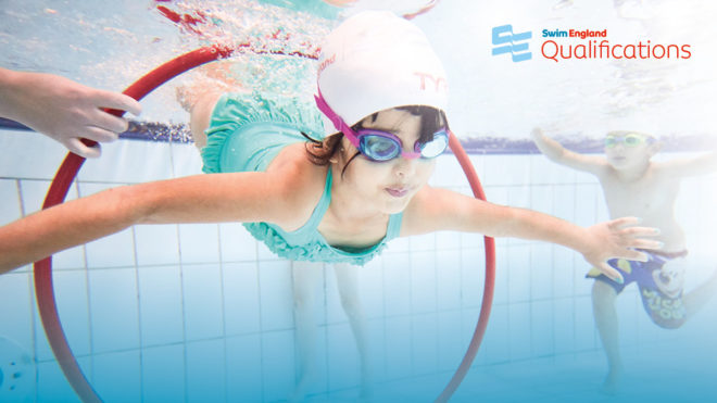 Swim England puts training at heart of organisation
