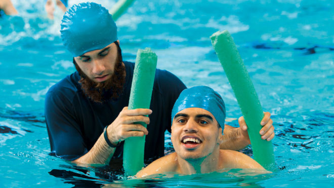 Inclusive Swimming Courses CPDs