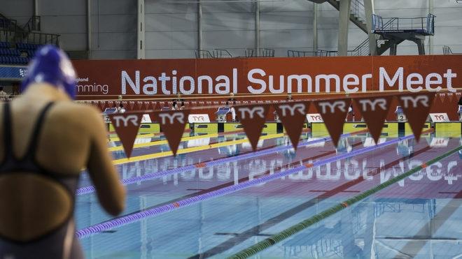Entries open for Swim England National Summer Meet 2018