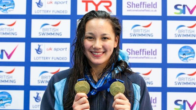 Alice Tai sets new world best with golden performance in Sheffield