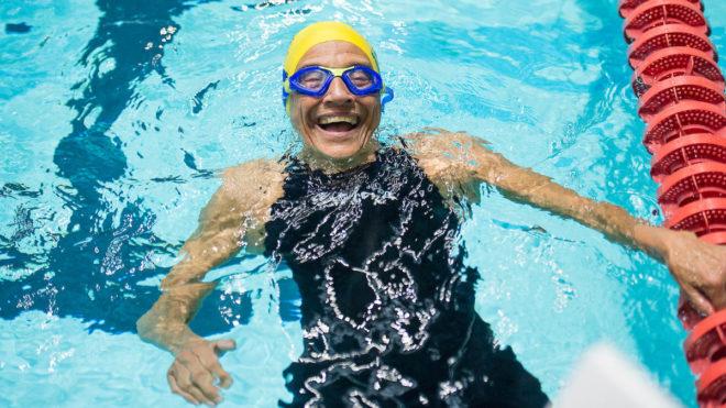 Swimming volunteers recognised in Queen's Birthday Honours