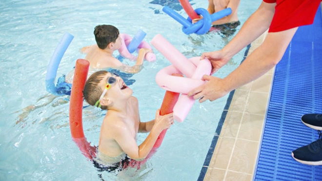 Come along to a free Learn to Swim expert webinar