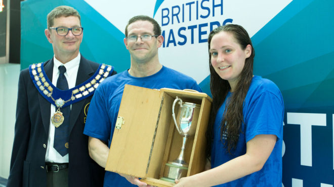 Otter swim away with top club trophy at British Masters