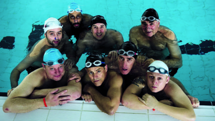 Lights, camera, action! Synchronised swimming to hit the big screen