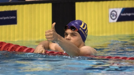 New British best for Cameron at Summer Championships